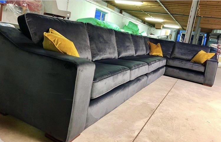 dara corner sofa