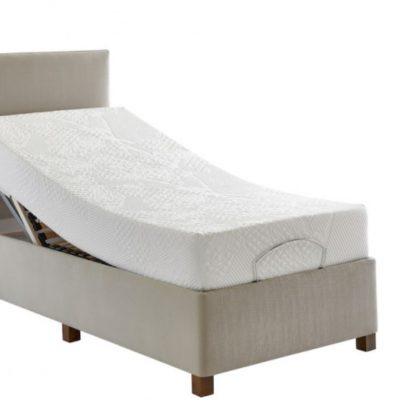 full height electric bed