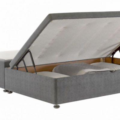 ottoman half open divan