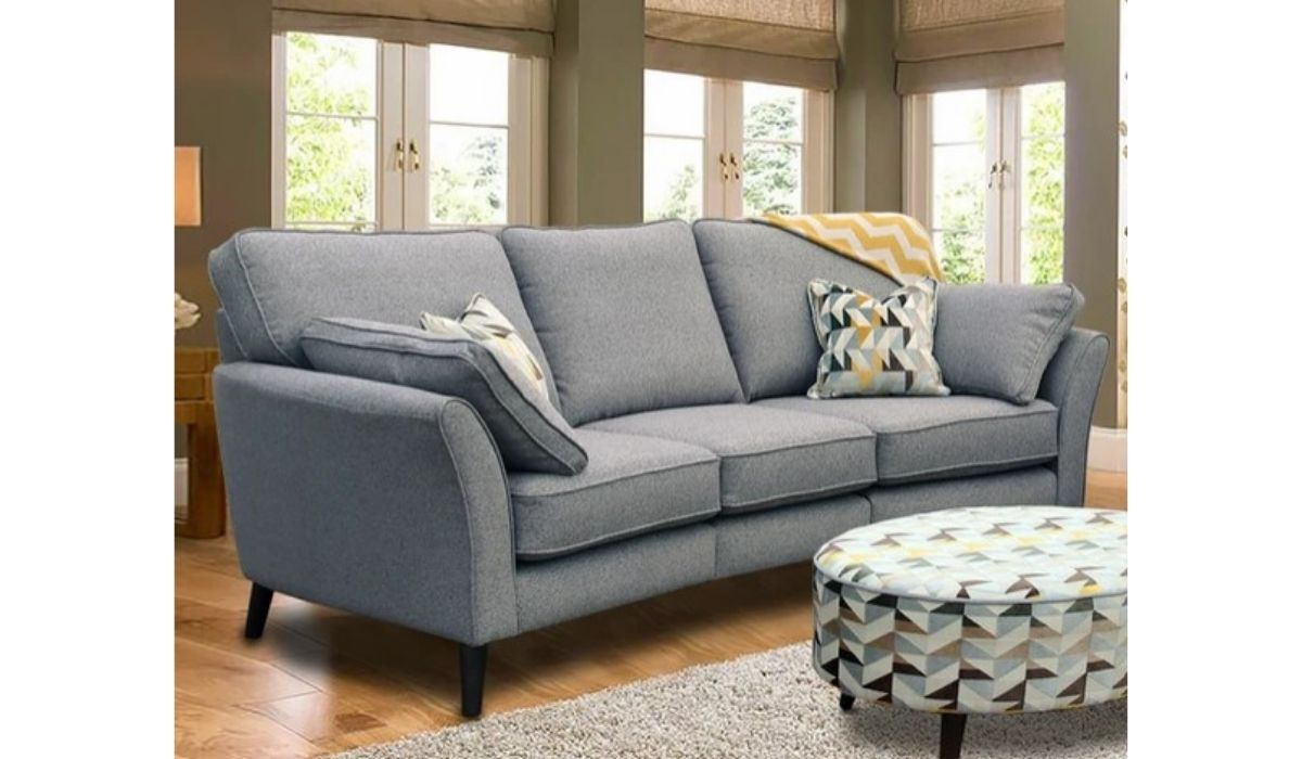 retro 3 seater sofa meath