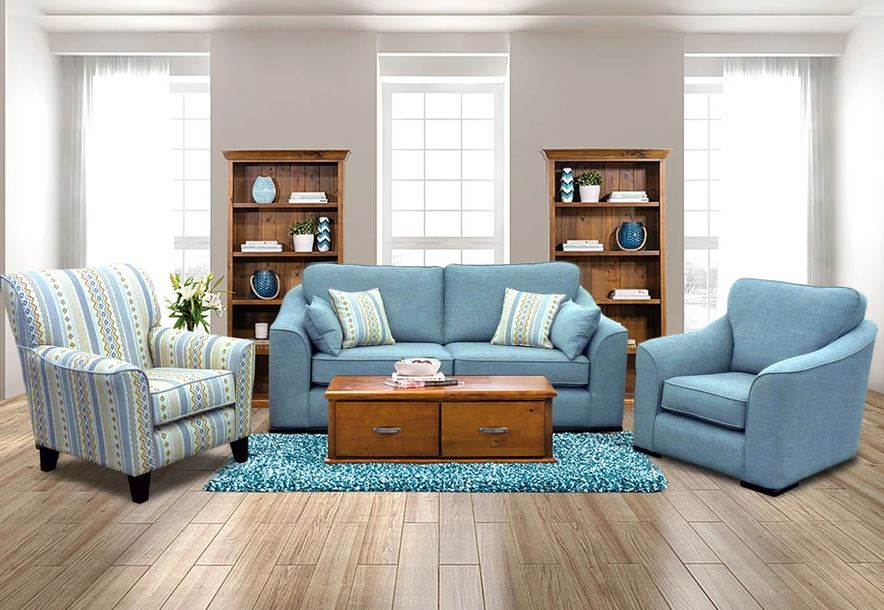 shelley sofa and chairs