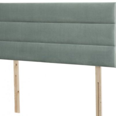short height emerald 3 row headboard
