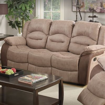 ashley 3 seater recliner sofa