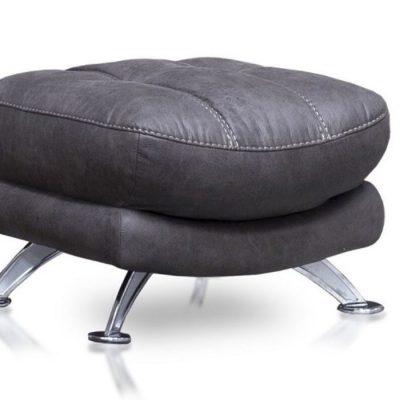 axis dark grey footstool meath