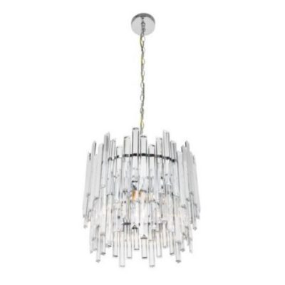 biagio 3 light tiered pendant light