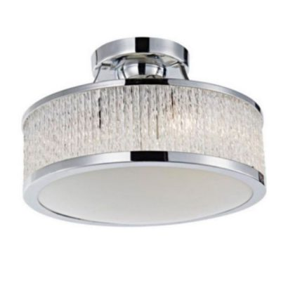 bordeaux flush pendant light meath