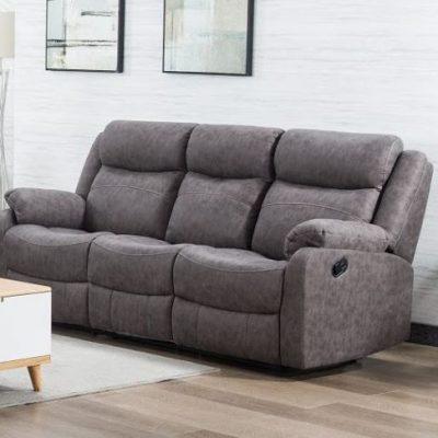 erica 3 seater recliner