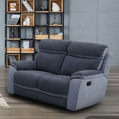 keely 2 seater recliner armchair