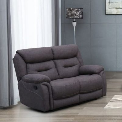 kenzy 2 seater recliner sofa