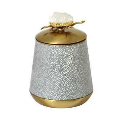 mindy brownes lucia decorative jar small