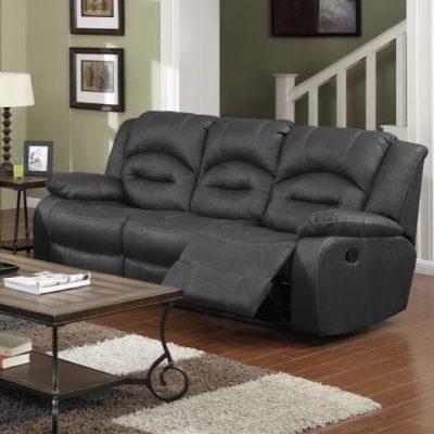 novella 3 seater recliner