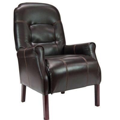 barna chair chocolate