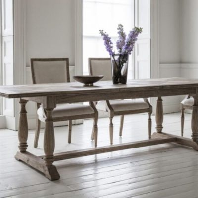 mustique extending table