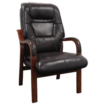 orthopaedic chair black