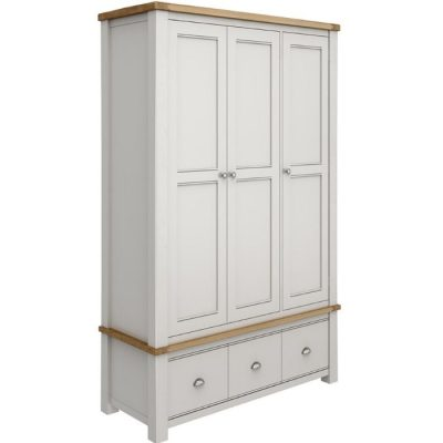 amberly 3 door wardrobe