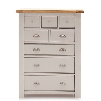 amberly 8 drawer tall chest