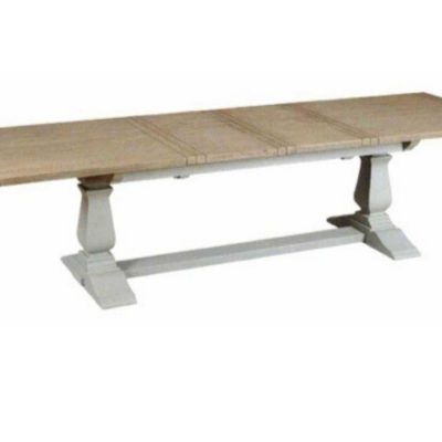 sofia extendable dining table