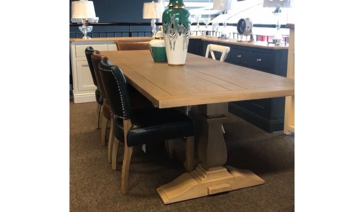 Sofia Extendable Dining Table Extra Space Crinions Furniture