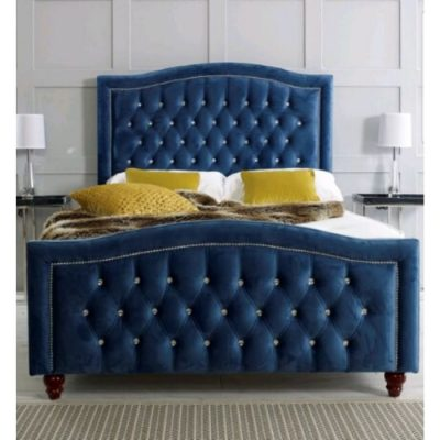 Bella Upholstered bedframe meath