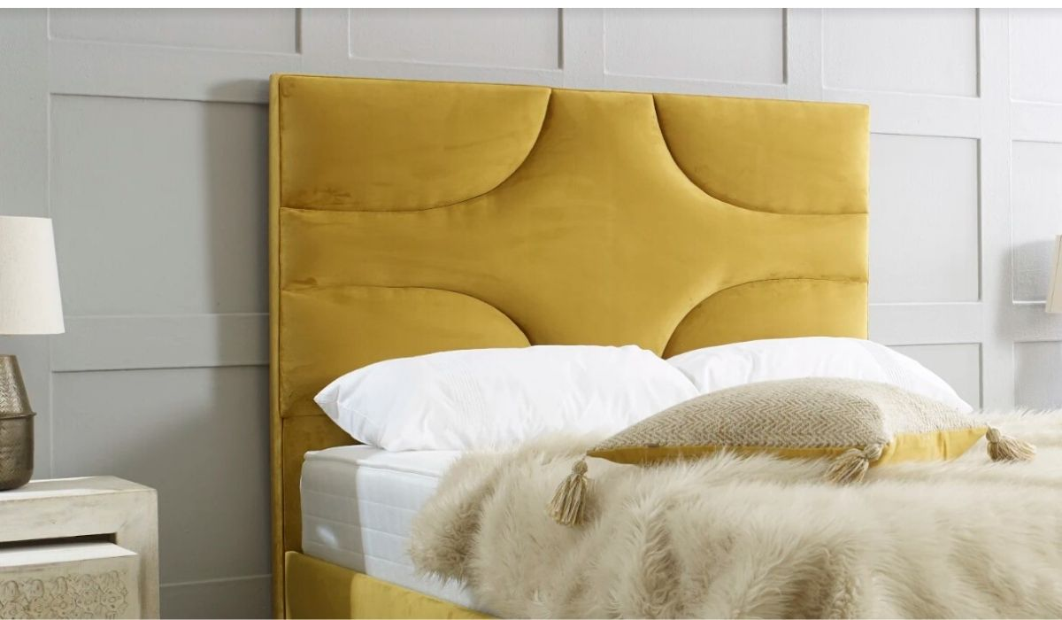 DAISY UPHOLSTERED BED MEATH