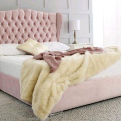 Rosie Upholstered bedframe meath