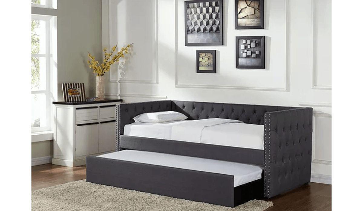 berlin day bed grey