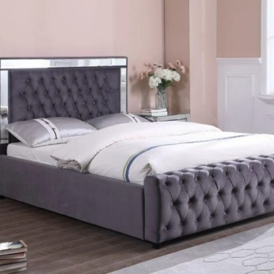 dakota upholstered bedframe meath