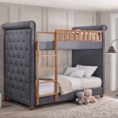 ella fabric bunk bed meath