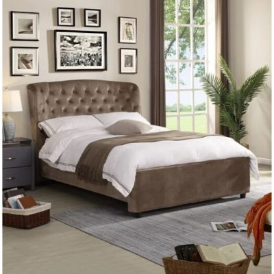 florida upholstered bedframe meath
