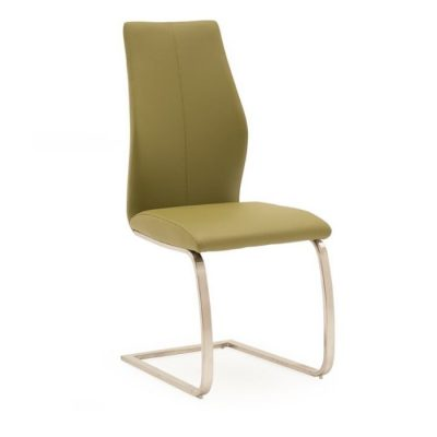 green irma dining chair meath
