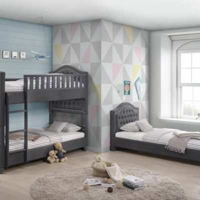 taylor fabric bunk bed meath