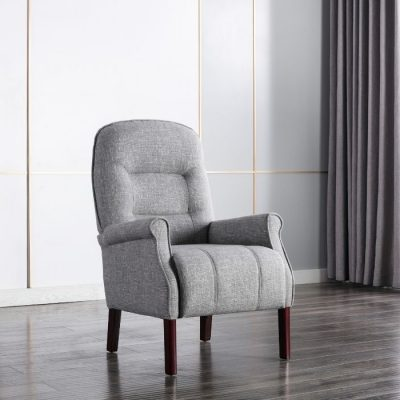 barna LIGHT GREY armchair meath
