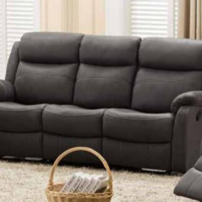 bruno 3 seater recliner meath