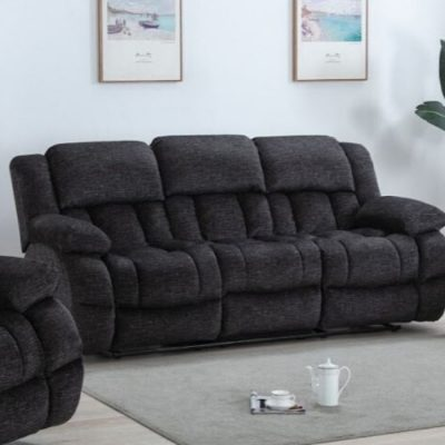chloe 3 seater recliner meath