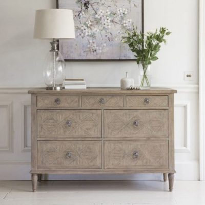 mustique dressing chest meath