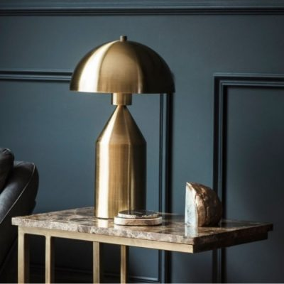albany table lamp gold meath