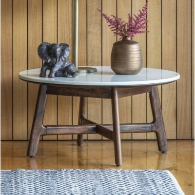 barcelona round coffee table meath