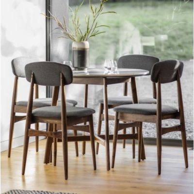 barcelona round dining table meath