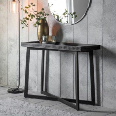 boho boutique console table meath