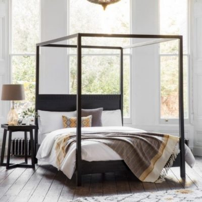 boho boutique four poster bed meath