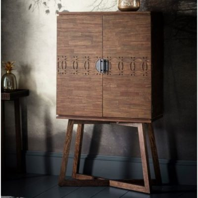 boho retreat cocktail cabinet meath