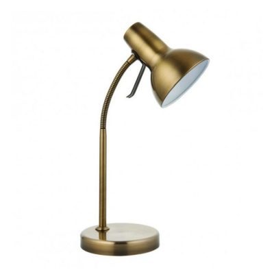 Amalfi Table Lamp antique brass meath