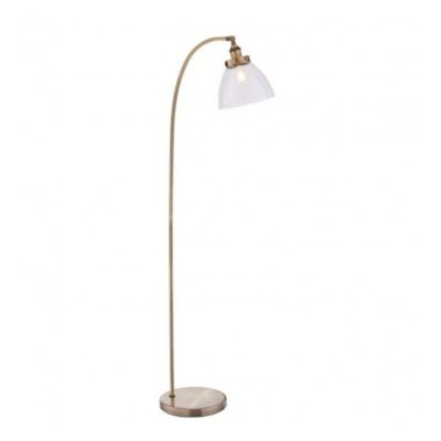 Bartley Floor Lamp brass meath