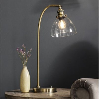 bartley table lamp antique brass meath