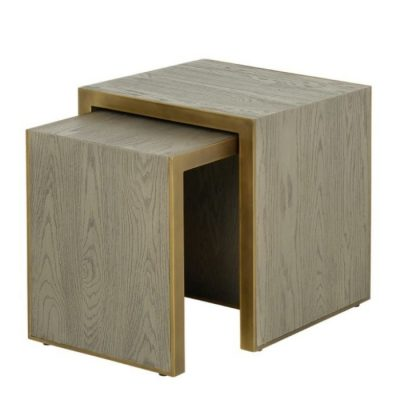 mindy brownes LINCOLN SIDE TABLE SET meath