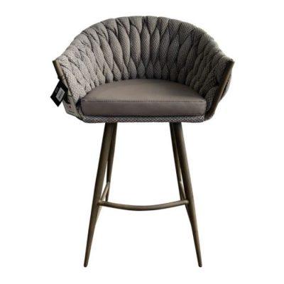 mindy brownes blake bar stool (brown) meath