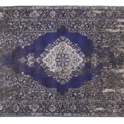mindy brownes jacquard woven rug blue meath