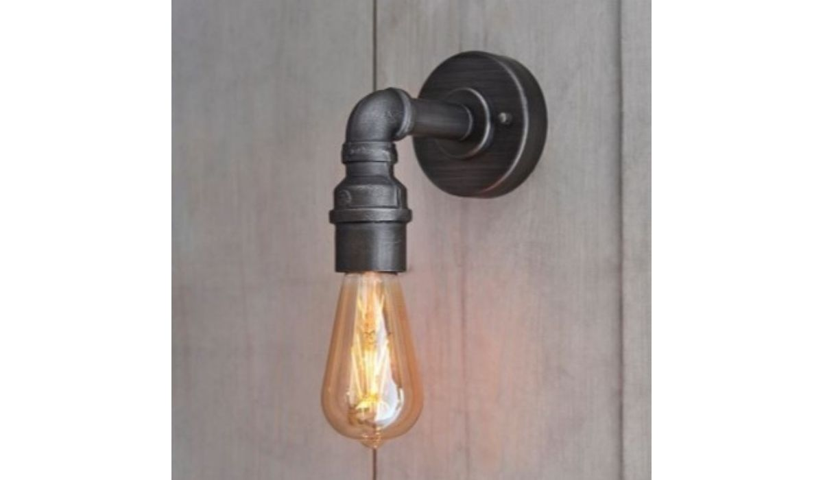 pipe wall light meath