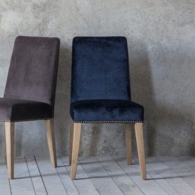 rex dining chair atlantic velvet meath