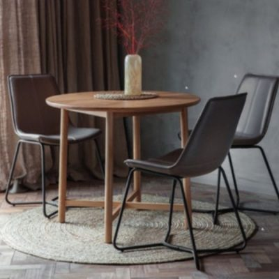 kingham round dining table meath